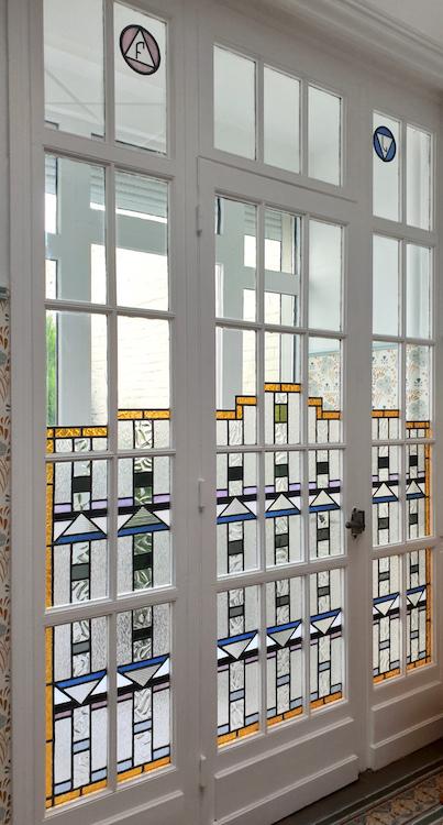 Restauration de vitraux à Armentières par Atelier Thomas Masson
